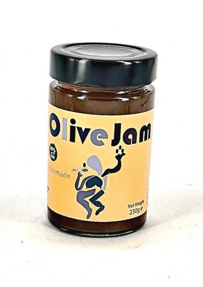 Olive jam, Greek Artisans, Griekse olijven jam 230gr